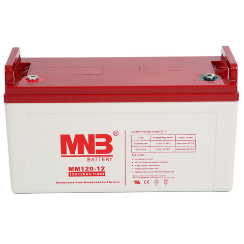 Аккумулятор MNB MM 120-12 - фото 2