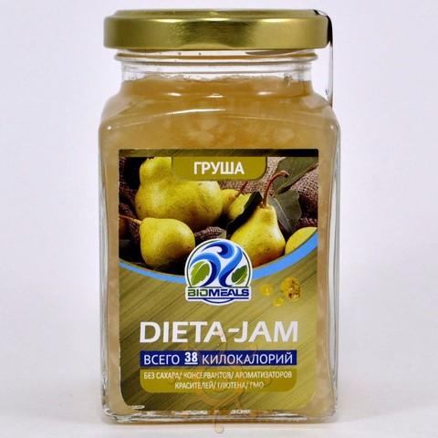 Джем диетический грушевый Biomeals, 230г