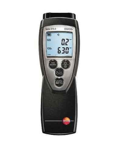 Детектор утечек СО и CO2 Testo 315-3 без Bluetooth