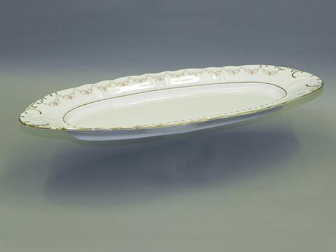 Блюдо овальное 55,5 см Соната Leander
