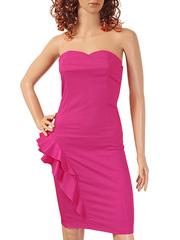 10-1231 Сарафан женский, розовый