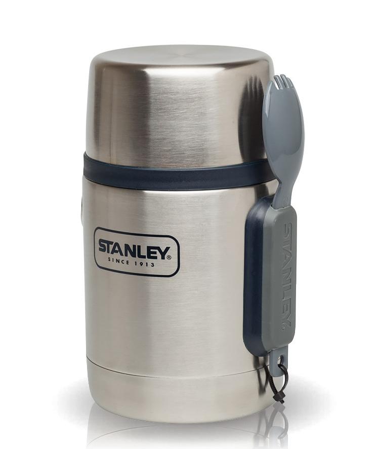 Термос для еды Stanley Adventure (0,53 литра) стальной