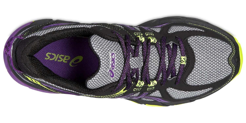 Женские кроссовки внедорожники Asics Gel-Sonoma (T4F7N 1133) фото