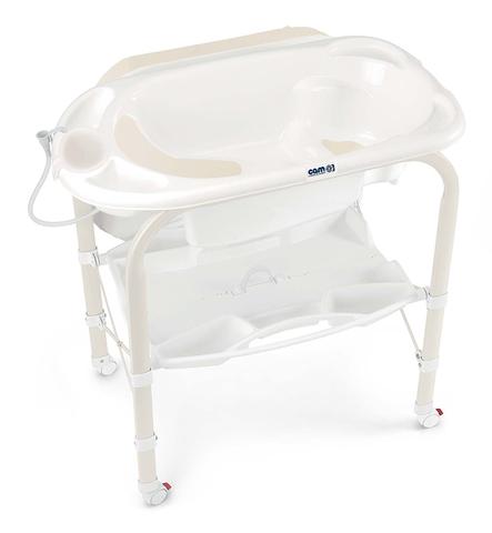 Пеленальный столик и ванночка Cam Cambio
