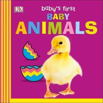 Kitab Baby's First Baby Animals   Dorling Kindersley Ltd