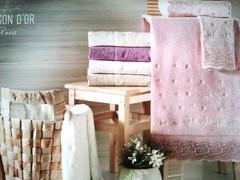 Набор полотенец  3 предмета FESTIVAL - ФЕСТИВАЛЬ / Maison Dor (Турция)