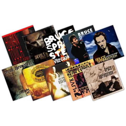 Комплект / Bruce Springsteen (14CD+HDCD+3DVD)