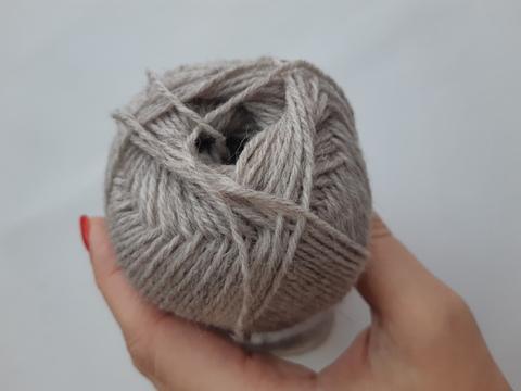 Пряжа для носков Gruendl Hot Socks Uni 50 (25)