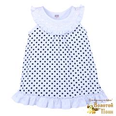 Сорочка для девочки (2-6) 190604-BK1218P.1