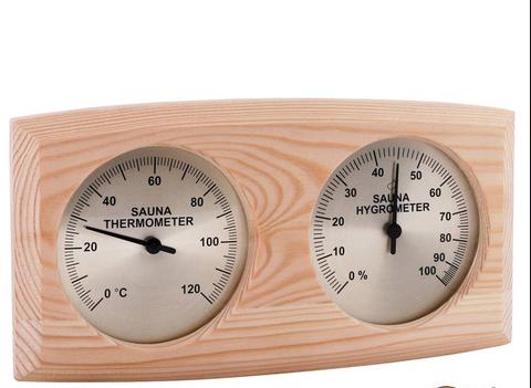 термометры Термометры и гигрометры: Термогигрометр SAWO 271-THBD