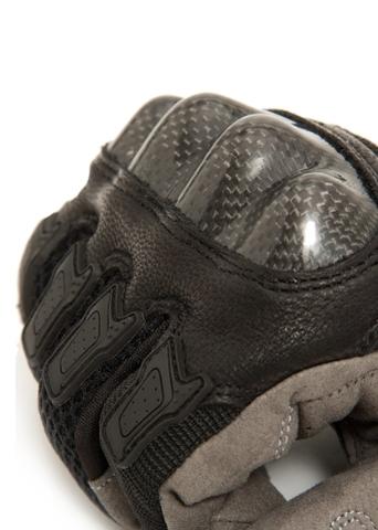 Перчатки MADBULL SUMMER S10T, чёрный