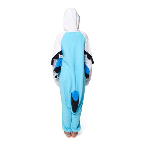 Попугай голубой 3