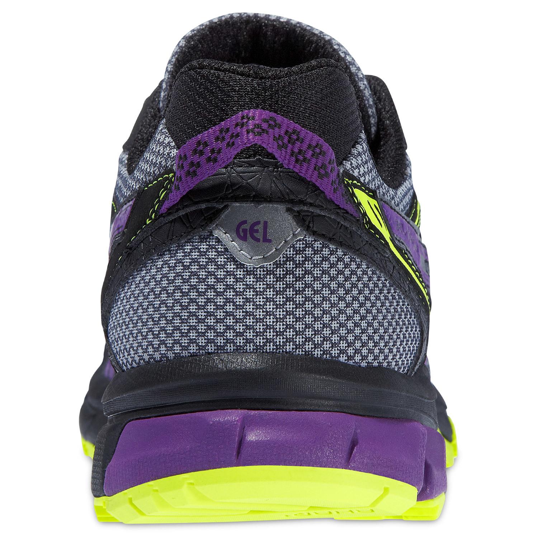 Женские кроссовки внедорожники Asics Gel-Sonoma (T4F7N 1133) серые фото