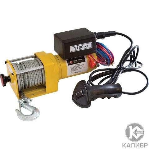 Электрическая лебёдка Калибр ЭЛБА-1130