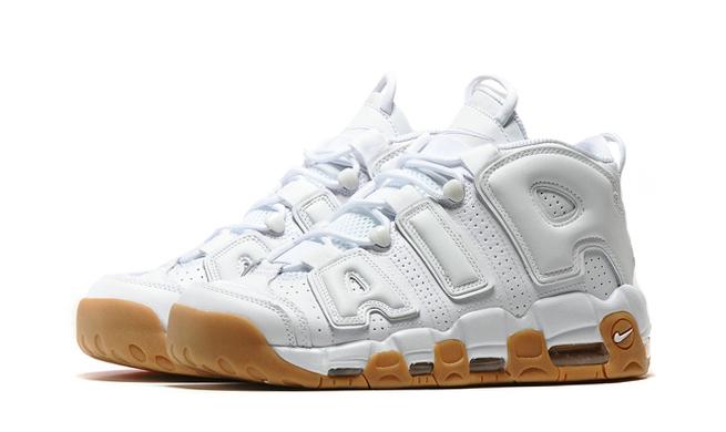 9d457d12 Nike Air More Uptempo 96 'White Gum' купить в интернет магазине  Basketroom.ru