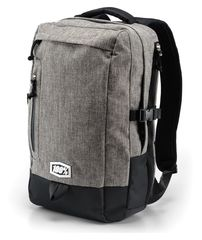 100% Backpack Transit Gray