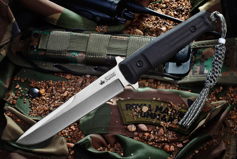Тактический нож Trident AUS-8 Satin