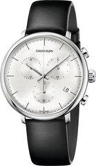 Мужские швейцарские часы Calvin Klein K8M271C6