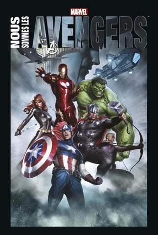 Nous Sommes Les Avengers (На Французком)