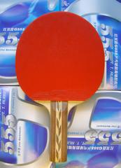 Ракетка для настольного тенниса №25 CombiCarbon/G555