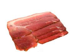 Свинина сыровяленая фермерская, нарезка~200г