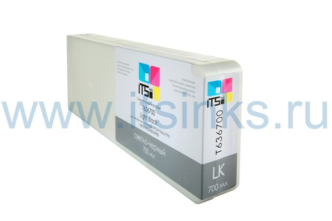 Картридж для Epson SC-6000/P8000/P7000/P9000/P7000V/P9000V C13T804700 Light Black 700 мл