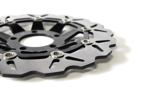 Передние тормозные диски (2 шт.) для Suzuki SV 650 99-02, GSX 600/750 98-03