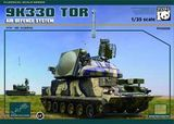 Russian TOR-M1 Missile System ЗРК 9K330 1:35