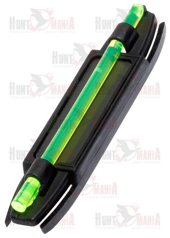 Мушка HiViz S400G зелёная