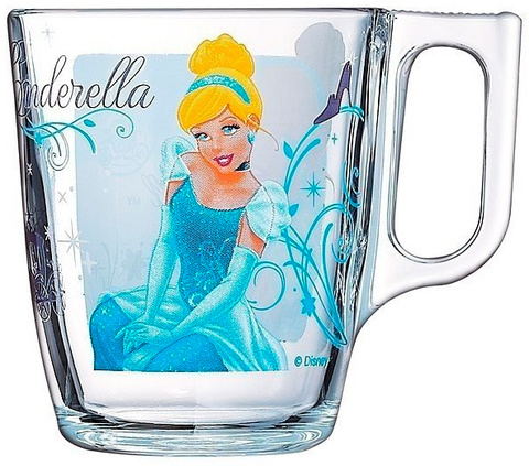 Кружка Luminarc Disney Princess Royal Mug 250 мл (J3994)