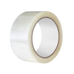 Клейкая лента упаковочная 48x150x40мкм (прозрачная), 6 шт./уп.