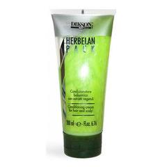 Dikson Herbelan Pack - Растительный бальзам для окрашенных и осветленных волос с ментолом, маслами ромашки и мальвы