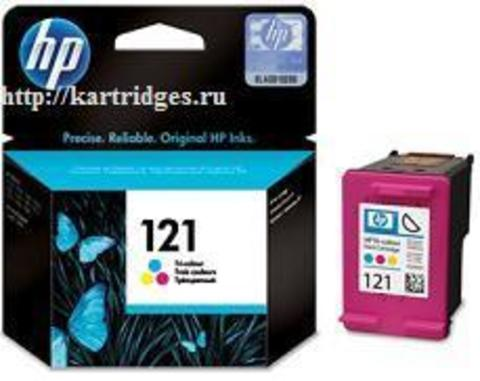 Картридж Hewlett-Packard (HP) CC643HE №121