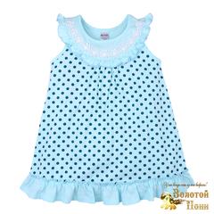 Сорочка для девочки (2-6) 190604-BK1218P.3