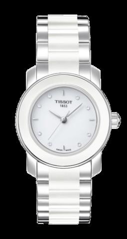 Купить Женские часы Tissot T-Trend T064.210.22.016.00 по доступной цене