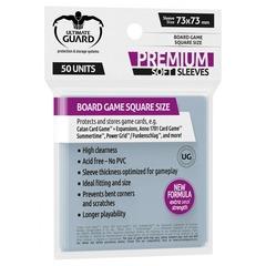 Протекторы для настольных игр: Square (73х73)