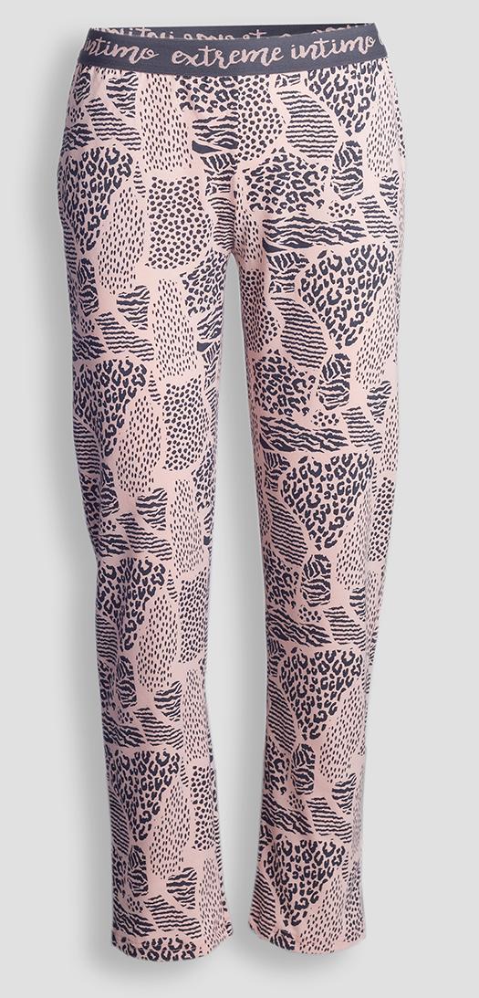 Женские брюки пижамные E18K-12D101