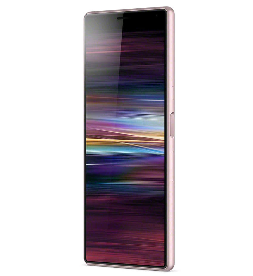 смартфон Sony Xperia 10, цвет розовый