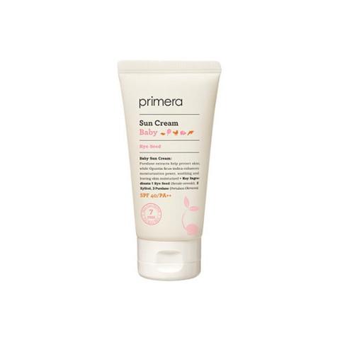 Солнцезащитное средство primera Baby Sun Cream 50g