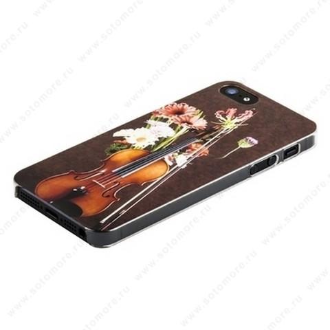Накладка Sotomore для iPhone SE/ 5s/ 5C/ 5 вид 108