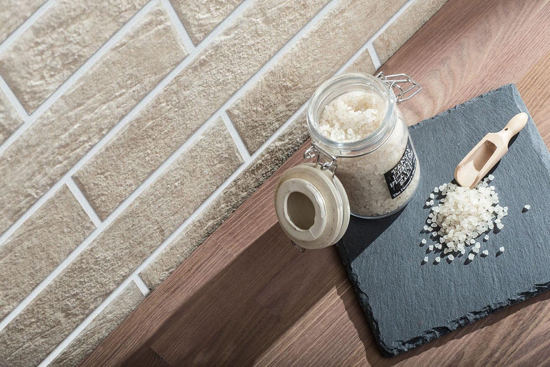 Cerrad - Loft brick, Salt, 245x65x8 - Клинкерная плитка для фасада и внутренней отделки