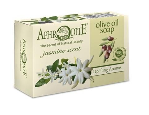 Мыло оливковое с ароматом жасмина Aphrodite 100 гр