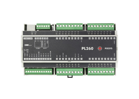 Pixsys PL260 - PLC