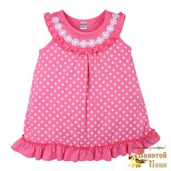 Сорочка для девочки (2-6) 190604-BK1218P.4