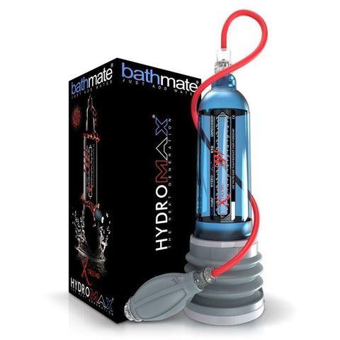 Гидропомпа Bathmate Hydromax Xtreme X50 (синяя)