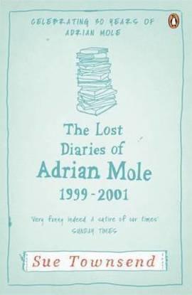 Kitab Lost Diaries of Adrian Mole | Sue Townsend