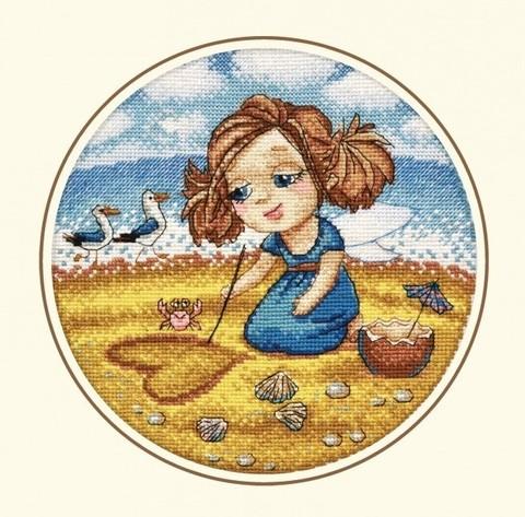 Алиса на море