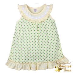 Сорочка для девочки (2-6) 190604-BK1218P.5
