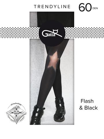 Колготки Flash & Black 01 Gatta