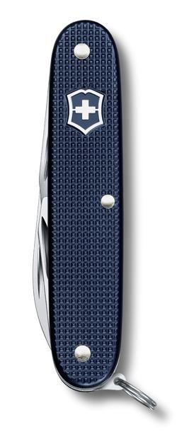 Швейцарский нож Victorinox Pioneer Alox, 93 мм, 8 функ, синий  (0.8201.L15)